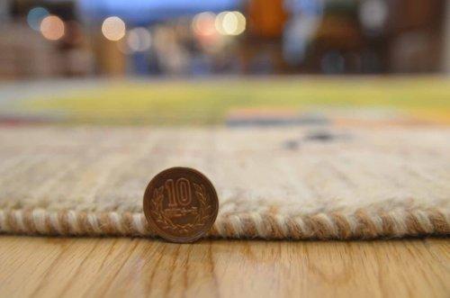 詳細の写真1: カシュクリ/リビングラグサイズ227×179cm
