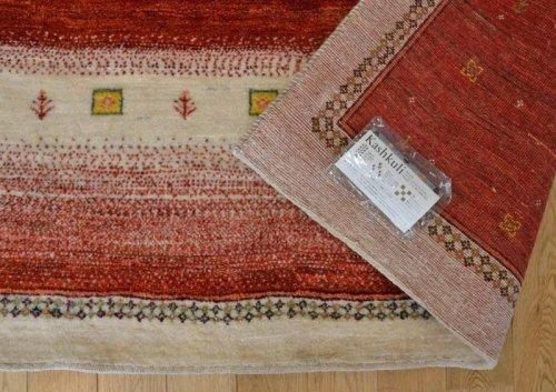 詳細の写真3: カシュクリ/リビングラグサイズ209×206cm