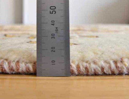 詳細の写真1: アメレ/センターラグサイズ184×116cm