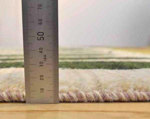 詳細の写真1: カシュクリ/センターラグサイズ196×158 cm