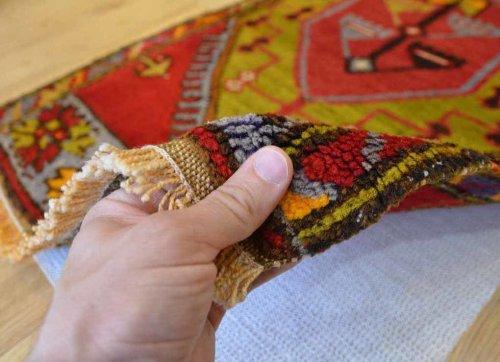 詳細の写真2: トルコ絨毯 97×56cm