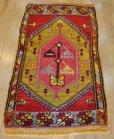 画像3: トルコ絨毯 97×56cm (3)