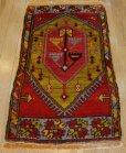 画像2: トルコ絨毯 97×56cm (2)