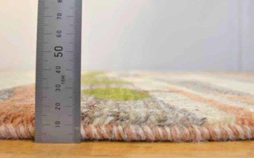 詳細の写真1: カシュクリ/アクセントラグサイズ147×101cm