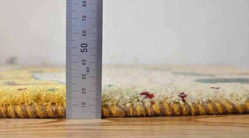 詳細の写真1: カシュクリ/大きめの玄関マットサイズ119×80cm